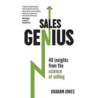 Sales Genius  40 Insights From the Science of Selling by Graham Jones