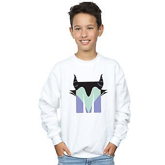 Disney Boys Alphabet M Is For Maleficent Sweatshirt