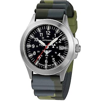 KHS watches mens watch platoon automatic KHS.PA. DC3