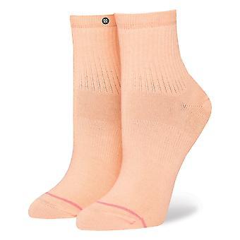 Stance Uncommon Classic Lowrider Calze alla caviglia in Mango