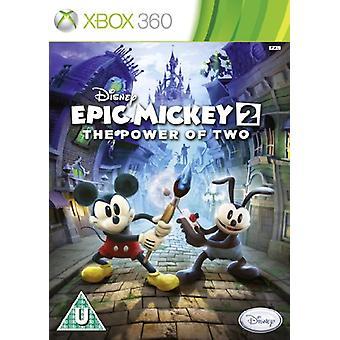Disney Epic Mickey 2 - The Power of Two (Xbox 360) - Nouveau