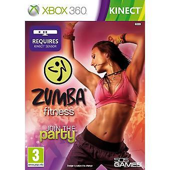 Zumba Fitness - Kinect Required (Xbox 360) - Novo