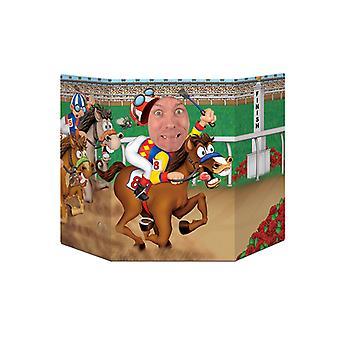 "Horse Racing valokuva Prop 3' 1 ""x 25"""