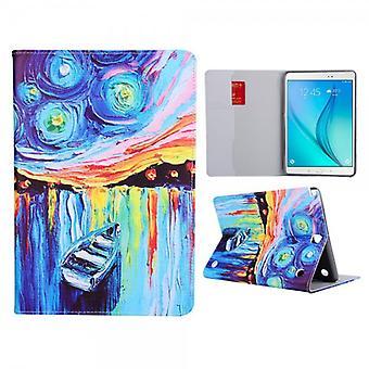 Cubre caja motivo 66 para Samsung Galaxy tab A 9.7 T550 T555N