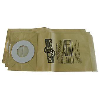 Sacchetti di polvere di carta universale aspirapolvere verticale
