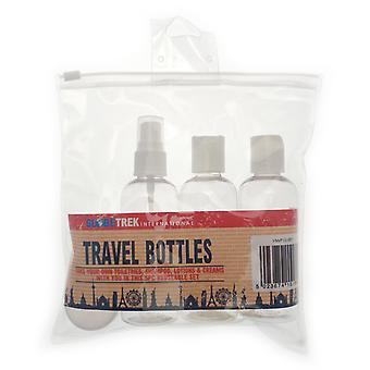 Globetrek Reise-Flaschen