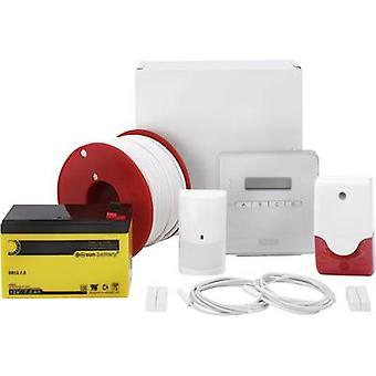 ABUS AZ4298 Terxon SX Alarm يحدد مناطق الإنذار 8x السلكية، 1x منطقة العبث