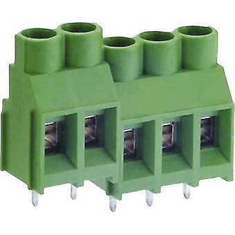 DECA MB912 - 635M 02 skruv terminal 5.26 mm² antal pins 2 Green 1 dator