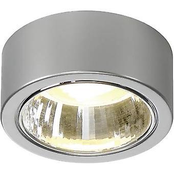112284 CL 101 התקרה אור אנרגיה-שמירת הנורה GX53 11 W אפור