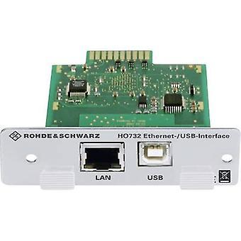 Rohde & Schwarz 5800.3209.02 HO732 R&S dual-interface (Ethernet/USB) 1 pc(s)