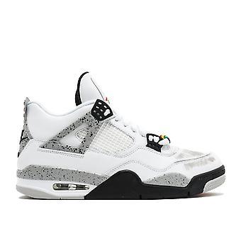 Air Jordan 4 Retro-Og 'Weißen Zement 2016 Release' - 840606 - 192 - Schuhe