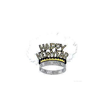 Happy New Year Gold Bird of Paradise Tiaras (25)