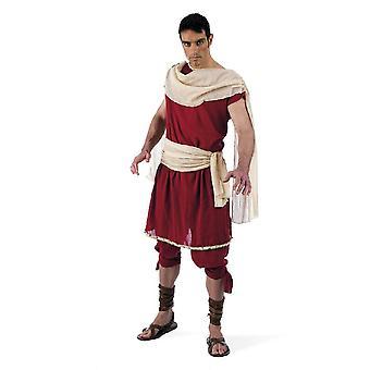 Costume grec médiéval costume grec ancien Toga manches Alexandrier hommes costume de Monsieur