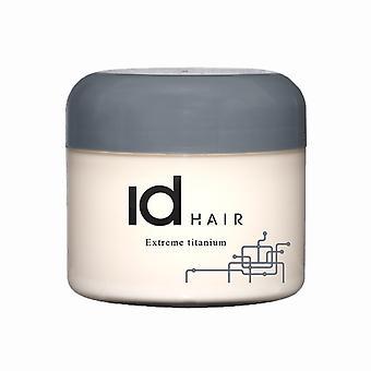 ID hiukset Extreme titaani vaha 100ML