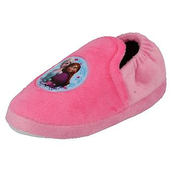 Ragazze Disney congelati pantofole WD8876