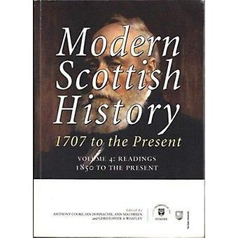 Modern Scottish History 1707 to the Present - v. 1 - Transformation of