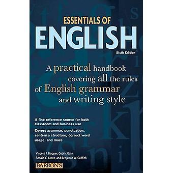 Essentials of English (6th Revised edition) by Vincent F. Hopper - 97