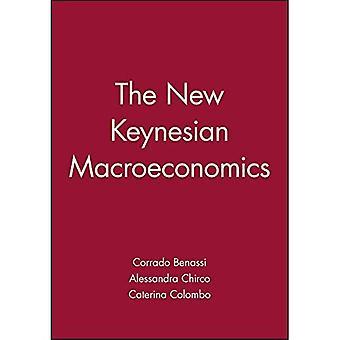 The New Keynesian Macroeconomics