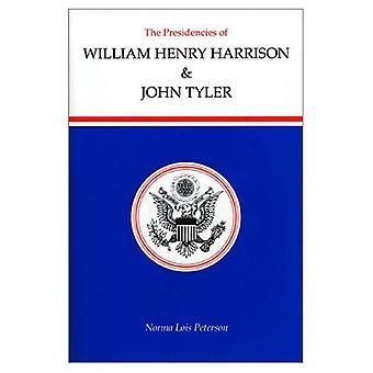 Le presidenze di Harrison &; John Tyler (presidenza americana serie)