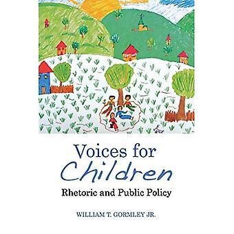 Röster för barn: retorik och politik