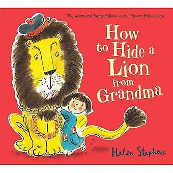 So blenden Sie ein Löwe von Oma