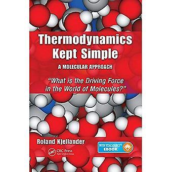 Termodynamikk Kept enkelt - en molekylær tilnærming: Hva er drivkraften i den verden av molekyler?