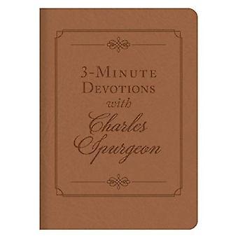 3 minuten devoties met Charles Spurgeon imitatie leer