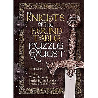 De ridders van de ronde tafel puzzel Quest