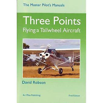 Drei Punkte: Flugzeuge ein Spornrad (Master Pilot Manuals)
