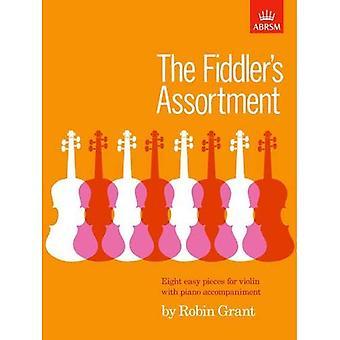 Grant: Skrzypek asortyment (skrzypce & fortepian)