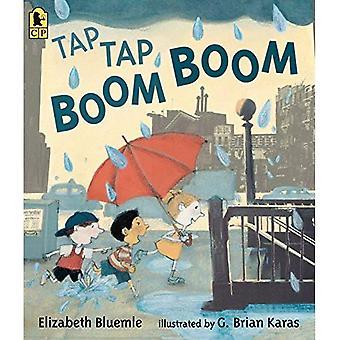 Tippen Sie auf tippen Sie Boom Boom