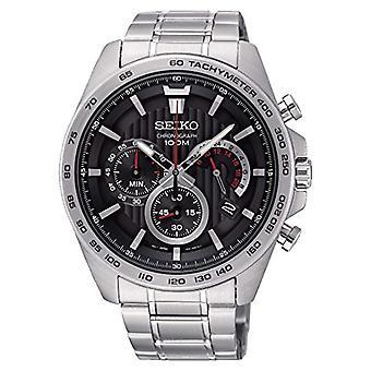 Seiko Orologio Cronografo Quarzo Uomo con Cinturino in Acciaio Inox SSB299P1