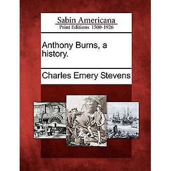 Anthony Burns a history. by Stevens & Charles Emery