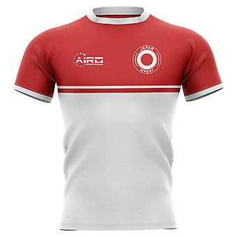 2020-2021 Japan Training Concept Rugby Shirt - Manica lunga per adulti