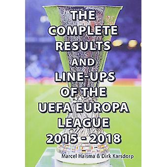 The Complete Results & line-ups of the UEFA Europa League 2015-20
