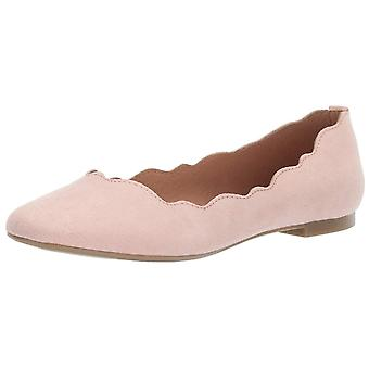 Athena Alexander Womens Avon Suede Closed Toe Ballet Flats