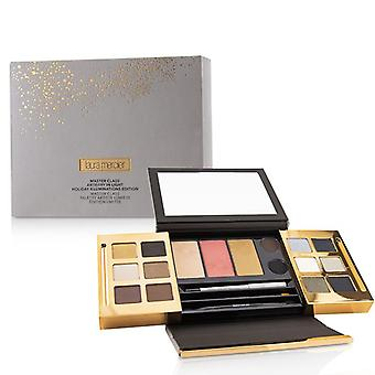 Laura Mercier Master Class Artistry In Light Holiday Illuminatons Edition: (12x Eyeshadow 3x Cheek Color 2x Eyeliner 1x Eye Pencil)--
