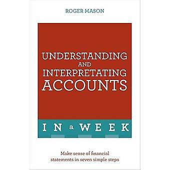 Understanding and Interpreting Accounts in a Week - Make Sense of Fina