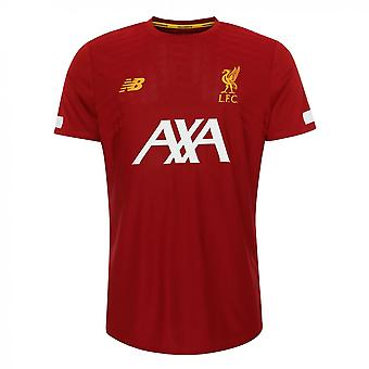 2019-2020 Liverpool Pre-Game Jersey (Red) - Kids