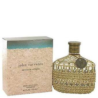 John Varvatos Artisan Acqua By John Varvatos Eau De Toilette Spray 4.2 Oz (men) V728-518063