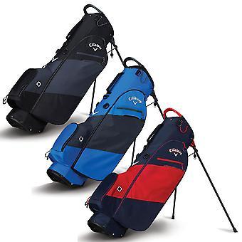 Callaway Golf Hyperlite Zero Ultra-Lightweight 4-Way Golf Bag