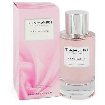 Satin Love By Tahari Parfums Eau De Toilette Spray 3.4 Oz (women) V728-545556