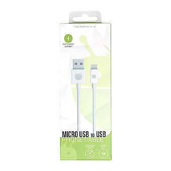 iParts4u Fast Charge Phone Cable - Micro USB