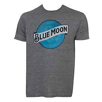 Blue Moon Logo Tee Shirt