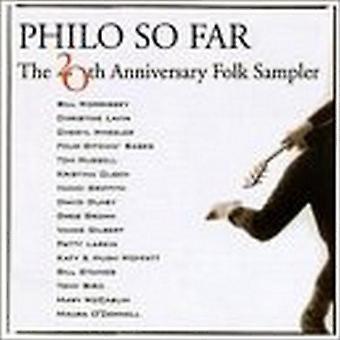 Philo So Far - Philo So Far-20th Anniversary [CD] USA import