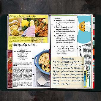 Remember TasteBook Hexagon 22.5 x 17.5 x 2.5 cm recipe - collecting book