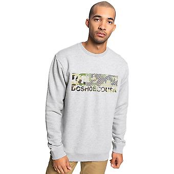 Sweatshirt DC Trestna à Grey Heather