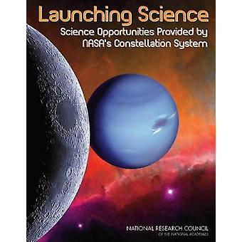 Start Wissenschaft - Wissenschaft von der NASA Constella gebotenen Möglichkeiten