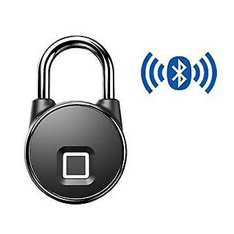 Keyless huella digital metal impermeable smart lock L30 bluetooth
