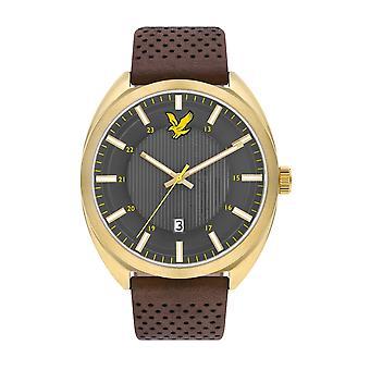Lyle & Scott LS-6015-03 Men's Tevio Grey Dial Wristwatch